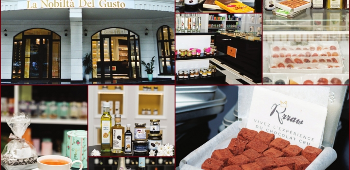 be981a74c199 La Nobiltà Del Gusto — Магазин деликатесов и элитных вин