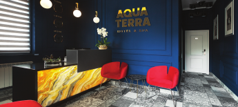 Aquaterra Hotel & Spa: Business & Leisure гармония во всем